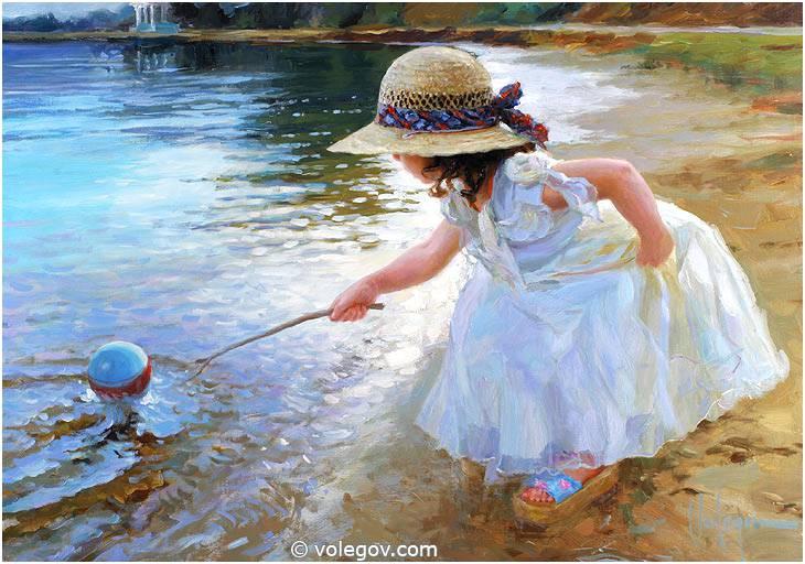 http://www.volegov.com/photos/1000/234/little-girl-with-ball-painting_234_7049.jpg