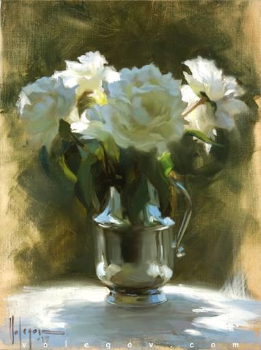 http://www.volegov.com/photos/1000/521/peonies-in-silver-vase-painting_521_6437.jpg